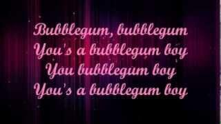Bubblegum Boy Bella thorne&Pia Mia Lyrics
