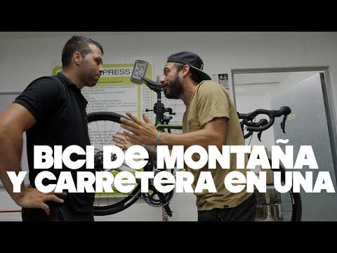 BICI DE MONTAÑA Y CARRETERA EN UNA