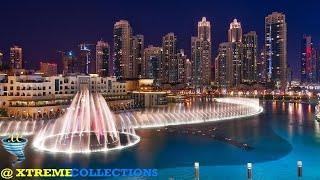 The Dubai Fountain, Dubai