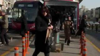 preview picture of video 'Karaj Tehran Metro(30Km)'