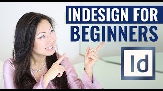 How To Use Adobe InDesign CC For Beginners | 5 InDesign Tools You HAVE TO KNOW ABOUT