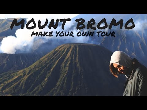 Mt Bromo, Indonesia | Make Your Own Tour
