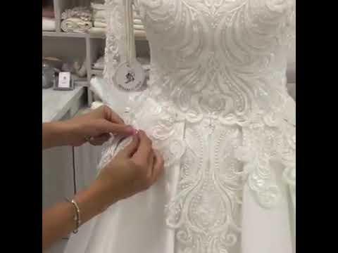 TETIANA GARBUZ Весільний салон, відео 1