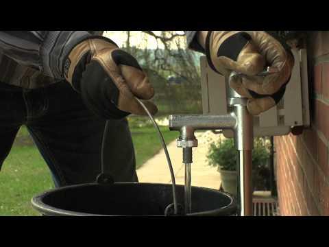 ARCTIC GARDEN -  das frostsichere Standventil