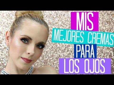 LAS MEJORES CREMAS DE OJOS EN MI EXPERIENCIA! Paola Herrera