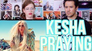 KESHA - PRAYING - REACTION!!