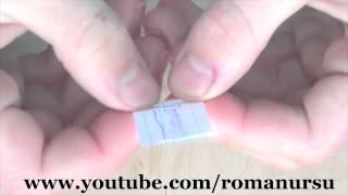 Смотреть онлайн Как сделать тайник из обычного карандаша