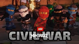 Ninjago: Civil War - Could It Work?