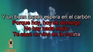 Hoy es domingo Diego Torres (demo)