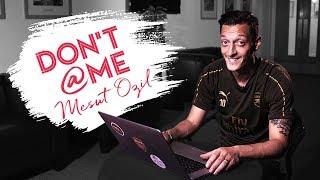 DON'T @ ME | Mesut Ozil goes undercover on Twitter