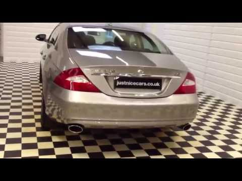 2008 (08) Mercedes-benz Cls 3.5 ClS 350 CGi 3.5 V6 (Sorry Now Sold)