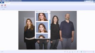 Windows Live Photo Gallery-Photo Fuse