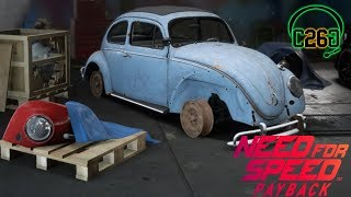 Need for Speed Payback | Desguace | 🚘🚘 Beetle (1963) 🏁🏁 - #3 | GamePlay + Tutorial en Español