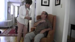 Deep brain stimulation helps man with Parkinson's