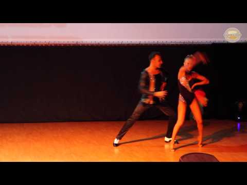Francesco Papaleo & Titina Pully V MADRID SALSA FESTIVAL 2014