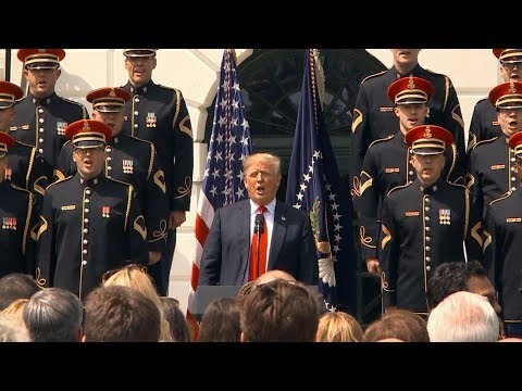 ProgressVideo TV: President Donald Trump signs the VA