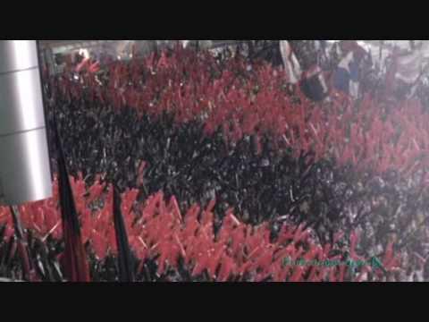 """""""FLA 1 x 0 CORINTHIANS - VAI COMEÇAR A FESTA - LIBERTA 2010"""" Barra: Nação 12 • Club: Flamengo"""