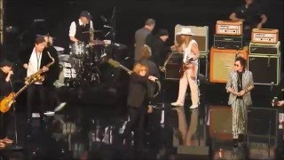Cheap Trick ALL-STAR Jam ROCK HALL of FAME 2016 I Want You DREAM POLICE Surrender AIN'T THAT A SHAME