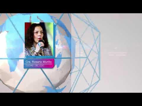 Compañera Rosario Murillo: El pueblo nicaragüense expresa nuevamente su voluntad y compromiso de paz y bien