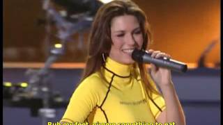 Shania Twain - Up! Live In Chicago (2003) (Legendado\Traduzido) PT-BR