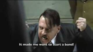 Gambar cover Hitler rants about Triple J (The Downfall of Australian Music)