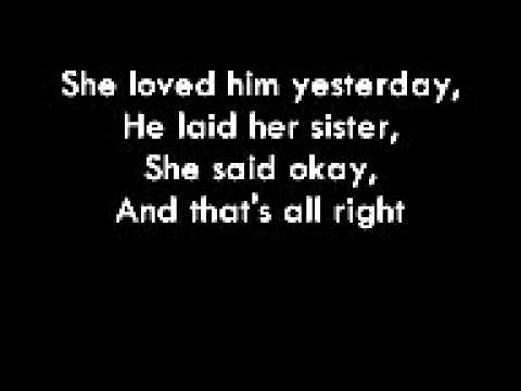 Guns N' Roses - Dust N' Bones (Lyrics)