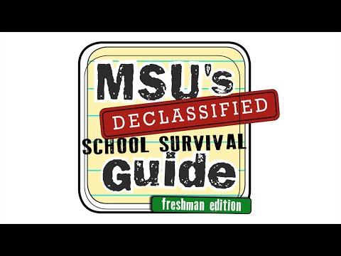 MSU: School Survival Guide