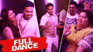WOW: Aarthi Kuthu Dance with Alya Manasa - Sanjeev Reception