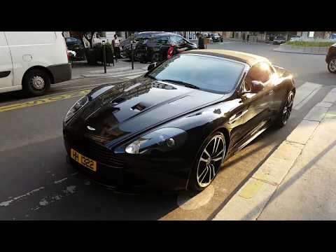 Aston Martin DBS Volante Carbon Black Edition