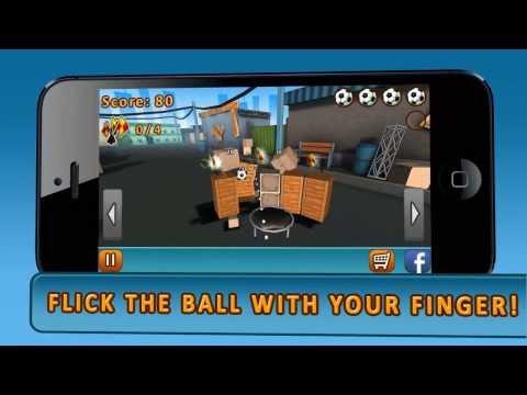 Video of Kick The Ball FREE