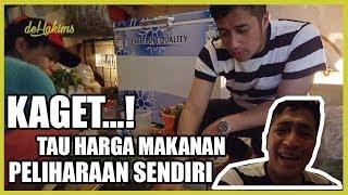 Download Video KAGET...! TAU HARGA MAKANAN PELIHARAAN SENDIRI MP3 3GP MP4