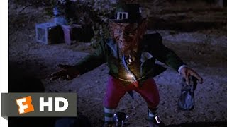 Leprechaun (6/11) Movie CLIP - Bear Trap (1993) HD