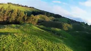Fpv freestyle (New Zealand farm)