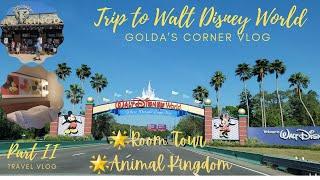 Trip to Walt Disney World Part 2