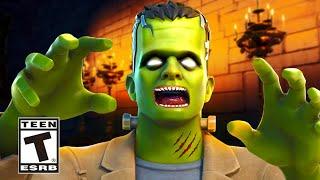 Fortnite Frankenstein Trailer