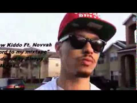 Drew Kiddo Ft Novvah  Word to my mixtape Official video