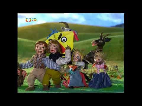 Chaloupka na vršku - 10 Jak děti pekly brambory