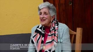 """50 aniversario de la visita de san Josemaría a México: Cuando me """"colé"""" a una tertulia con mi hija.."""