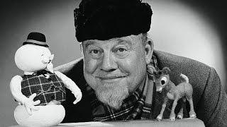"Burl Ives  ""A Holly Jolly Christmas"""