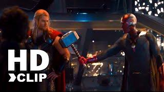 Avengers Age Of Ultron Clip Tenemos Que Irnos Español Latino HD