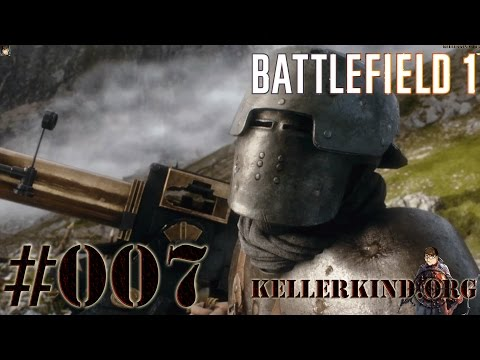 Battlefield 1 #007 - Menschlicher Panzer ★ EmKa plays Battlefield 1 [HD|60FPS]