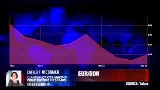 Erste on EUR/CZK, EUR/RON, EUR/HUF