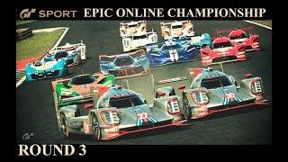 GT Sport - Epic Online Championship - Round 3/6