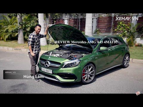 [XEHAY.VN] Đánh giá xe Mercedes-AMG A45 4MATIC |4k|