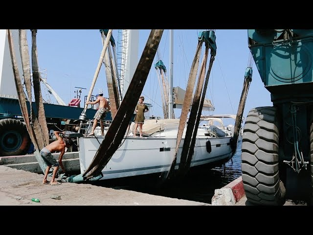 Tips for a Tunisian haul-out (Sailing Nikau special episode)