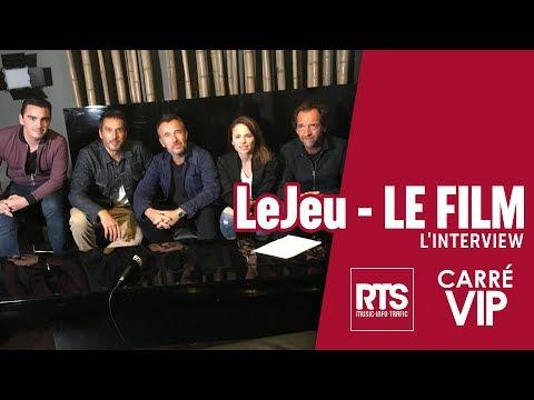 RTS FM - Interview avec l'équipe du film le Jeu