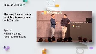 The Next Transformation in Mobile Development with Xamarin - BRK3019