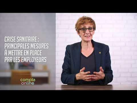 Crise sanitaire : principales mesures à mettre en place par les employeurs