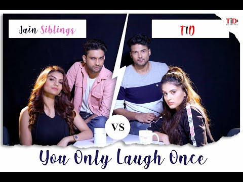 YOLO: You only laugh once| FT. Anveshi Jain, Pranjal Jain vs Arushi Handa and Sidharth Banerjee