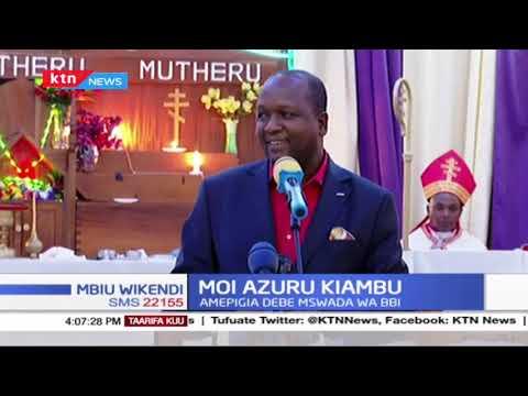 Moi azuru Kiambu:Seneta wa Baringo Gideo Moi apigia debe BBI Kiambu, awarai wakazi kuisoma, kuielewa